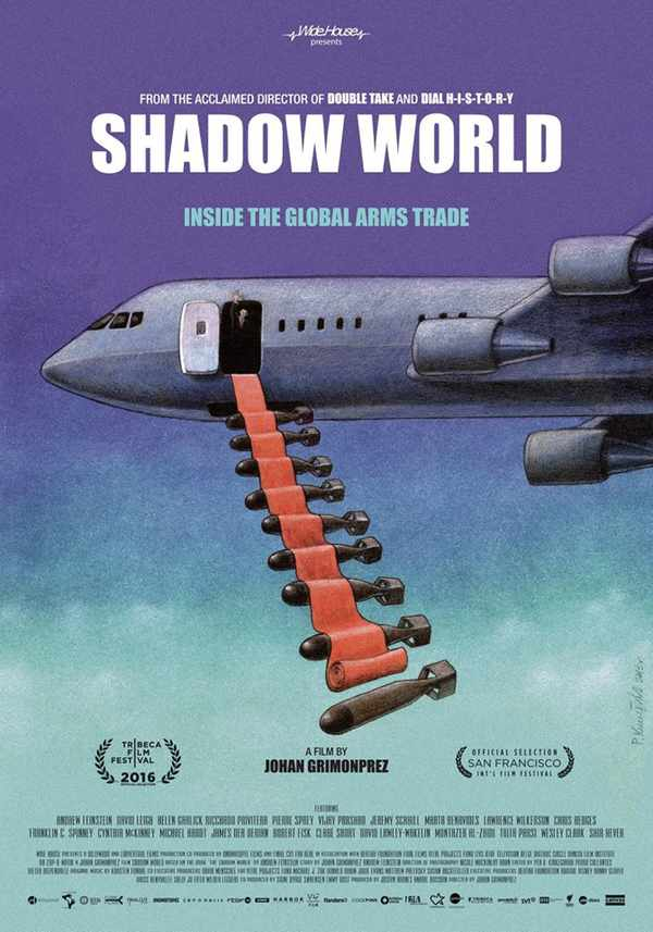 Picture for event The Shadow World Film. Inside the Global Arms Trade.