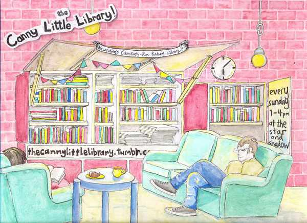 Picture for event Meet the Canny Little Library