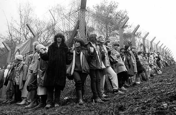 Picture for event Club Des femmes: 'Carry Greenham Home' w short and speaker