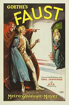 Picture for event Faust (1926)