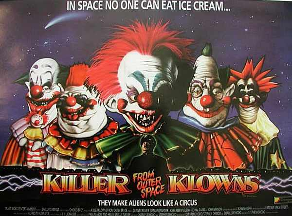 Picture for event Relaxed Screening: Killer Klowns from Outer Space (12A)