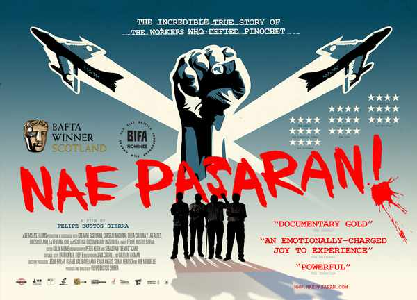 Picture for event Nae Pasaran. Film