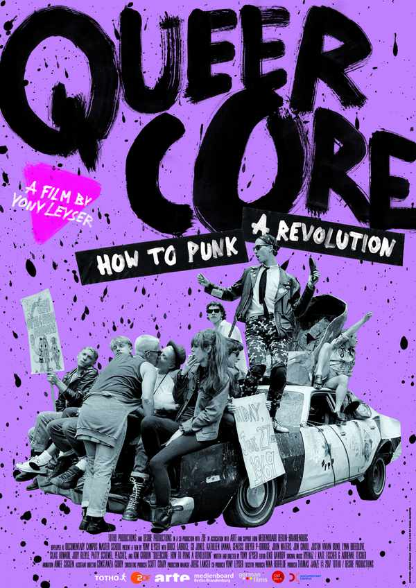 Picture for event QUEERCORE - HOW TO PUNK A REVOLUTION