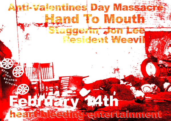 Picture for event Anti-Valentines Day Massacre