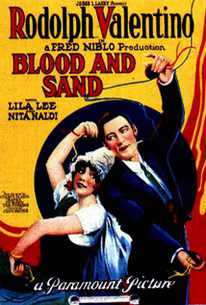 Picture for event Blood And Sand (1922)