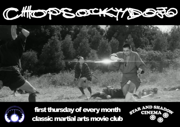 Picture for event chop socky dojo