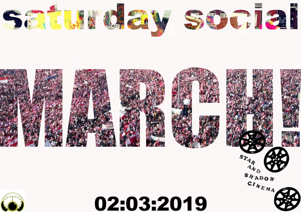 Picture for event Saturday Social MARCH!