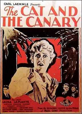 Picture for event The Cat And The Canary (1927)